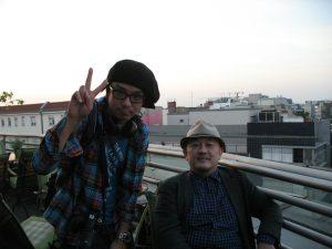 IWJ岩上さんと原さん