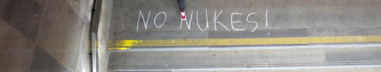Sayonara Nukes Berlin